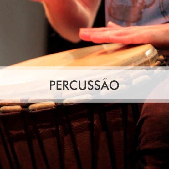 Aulas Percussão