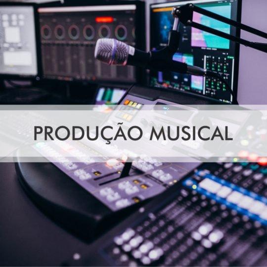 curso produção musical
